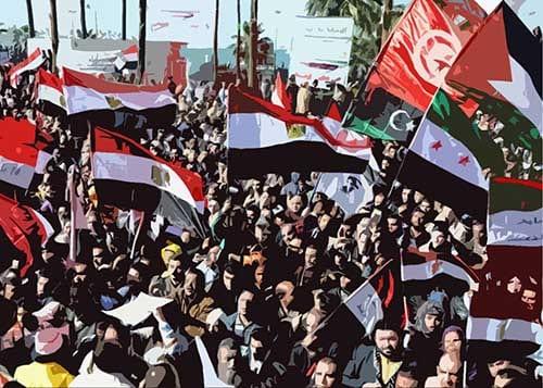 السلطة الخامسة؛ تأثير منصات ومواقع التواصل الاجتماعي في الربيع العربي (دراسة توثيقية)