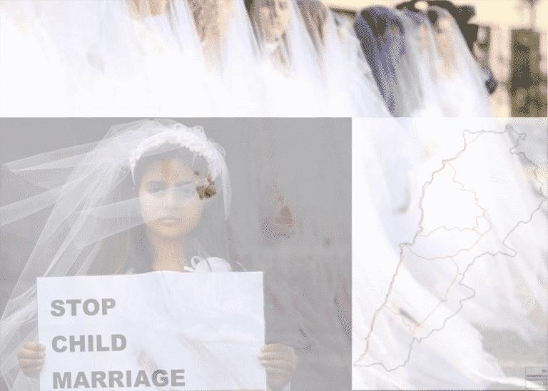 زواج الأطفال في أوساط اللاجئين السوريين في لبنان في التقاطع الجنساني للفقر والهجرة والأمان